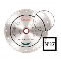 Gyémánttárcsa No16    125 x 22,23 mm    2,00 mm