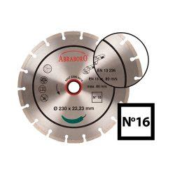Gyémánttárcsa No16    150 x 22,23 mm    2,20 mm