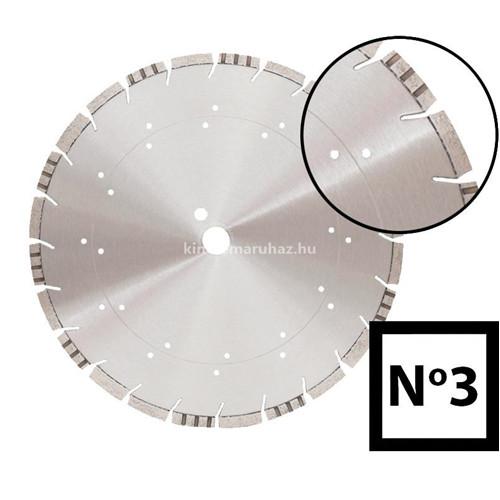 Gyémánttárcsa No3