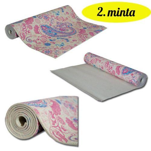 Jóga szőnyegek különböző mintával