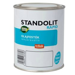 Standolit rapid olajfesték 200 szürke 0,75 l