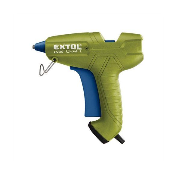 Extol Craft melegragasztó pisztoly, 65W