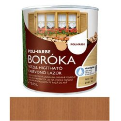 Boróka Lazúr mogyoró 0,75 l