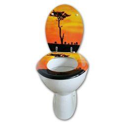 Afrika WC Ülőke