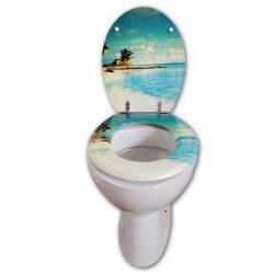 Zátony WC ülőke